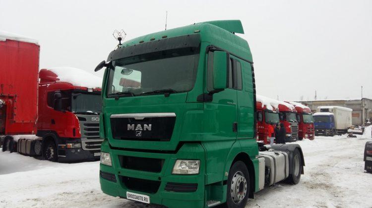 MAN TGX 18.400