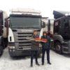 Очередная Scania R420 нашла своего счастливого владельца!