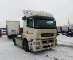 Камаз 5490-T5