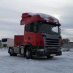 Scania G400