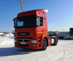 Камаз 5490-S5