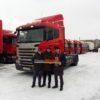 #СпасибоGROSSAUTO и менеджеру Руслану за седельный тягач Scania R380!